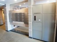 その他設備:郵便ポスト、宅配ロッカー